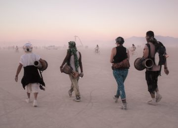 2CV - 5 Things Every Brand Can Learn from Burning Man